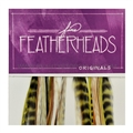 Fine FeatherHeads Original Extensions Wintergreen