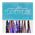 Fine FeatherHeads Shorties Extensions Lilac
