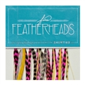 Fine FeatherHeads Shorties Extensions Pink
