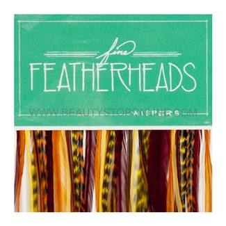 Fine FeatherHeads Wispers Autumn - Shorts