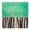 Fine FeatherHeads Wispers Black Tie  - Longs