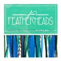 Fine FeatherHeads Wispers Peacock - Shorts