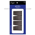 "Diane 2"" Black Bob Pins, 60 Pack"