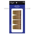 "Diane 2"" Bronze Bob Pins, 60 Pack"