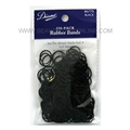 Diane Rubber Bands Black, 250 Pack
