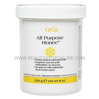 GiGi All Purpose Honee Wax Microwave Formula 0365