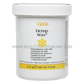 GiGi Hemp Wax Microwave Formula 7.6 oz 0918