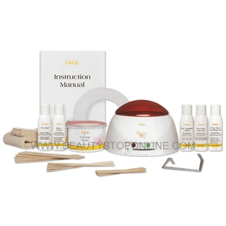 GiGi Mini Pro Waxing Kit 0140
