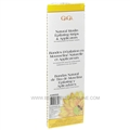 GiGi Natural Muslin Epilating Strips & Applicators 0680
