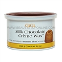 GiGi Milk Chocolate Creme Wax 14 oz 0251