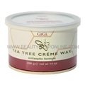 GiGi Tea Tree Creme Wax 14 oz 0240