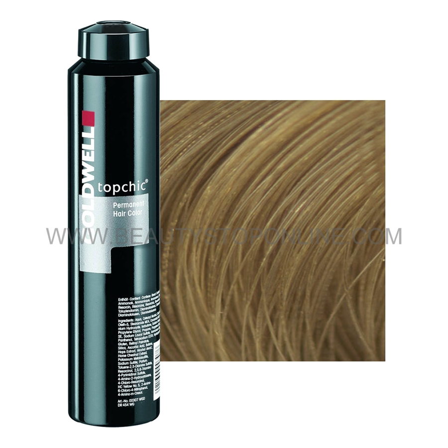 Goldwell Topchic 8gb Sahara Light Beige Blonde Can Hair Color