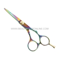 "Hasami E55-R Rainbow 5"" Shear With Removable Finger Rest"