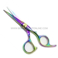 "Hasami W50-R Rainbow 5"" Shear With Finger Rest"