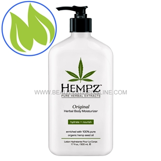 Hempz Original Herbal Body Moisturizer - 17 oz