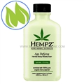 Hempz Age Defying Herbal Body Moisturizer 2.5 oz