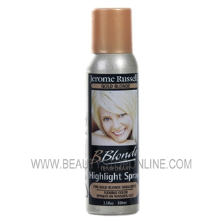 Jerome Russell B Blonde Highlight Spray - Gold Blonde 3506