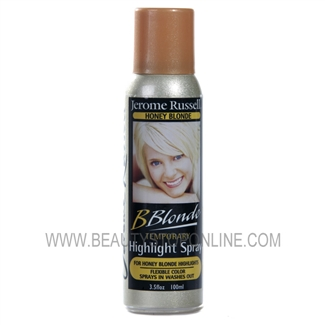 Jerome Russell B Blonde Highlight Spray - Honey Blonde 3509