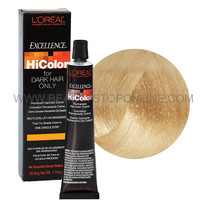 L Oreal Excellence Hicolor Golden Ginger H15 Beauty Stop