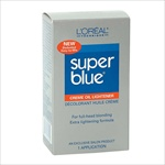 L'Oreal Super Blue Creme Oil Lightener 1 Application Kit