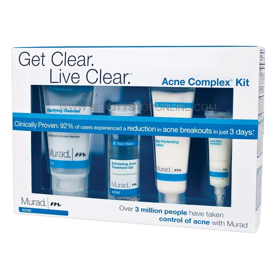 Murad Acne 60 Day Acne Complex Kit