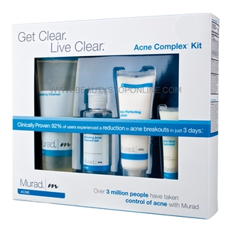 Murad Acne 30 Day Acne Complex Introductory Kit