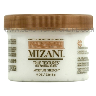 Mizani True Textures Moisture Stretch Curl Extending Cream 8 oz