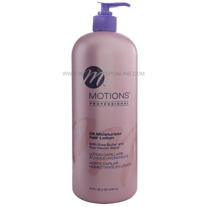 Motions Oil Moisturizer Hair Lotion 33 Oz