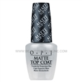 OPI Matte Top Coat #NTT35
