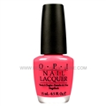 OPI Nail Polish Charged Up Cherry