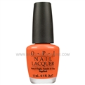 OPI Nail Polish Atomic Orange