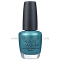 OPI Nail Polish Teal The Crows Come Home
