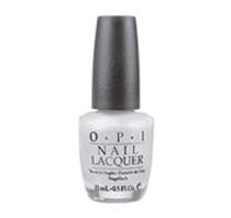 OPI Nail Polish - Van-Couvered In Snow - Professional White Nail ...