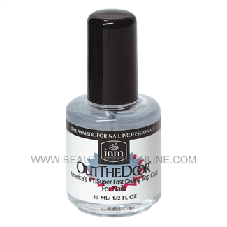 inm Out The Door Top Coat 0.5 oz