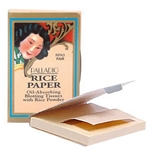 Palladio Rice Paper Blotting Tissues - Fair