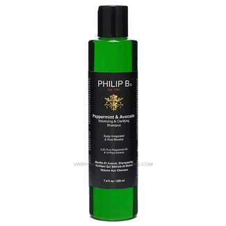 Philip B. Peppermint and Avocado Volumizing & Clarifying Shampoo - 7.4 oz