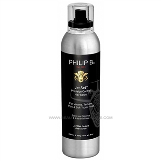 Philip B. Jet Set Precision Control Hair Spray - 8 oz