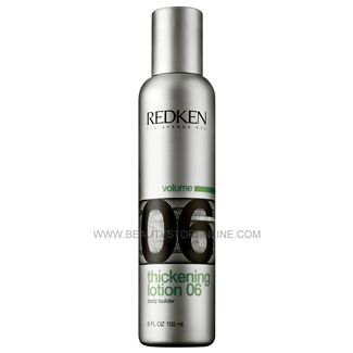 Redken Thickening Lotion 06 Body Builder 5 oz - Beauty Stop Online