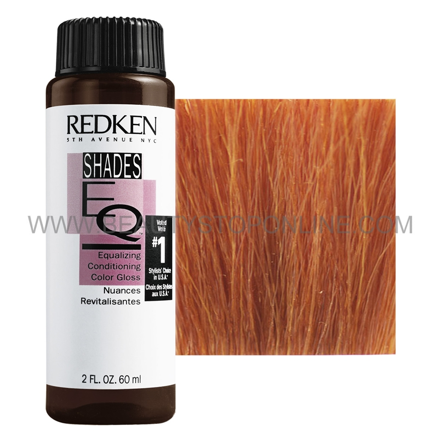 Redken Shades Eq 07c Curry Hair Color Beauty Stop Online