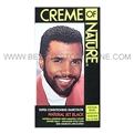 Creme of Nature Men's Hair Color Natural Jet Black