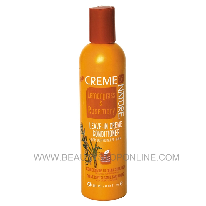 Creme Of Nature Lemongrass And Rosemary Leave In Conditioner Review
