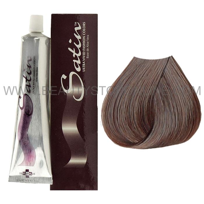 Satin Ultra Dark Blonde 6n Fashion Colors Beauty Stop Online