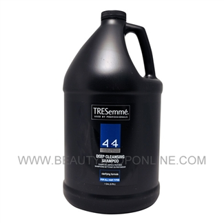 TRESemme 4+4 Deep Cleansing Hair Shampoo - 1 gallon
