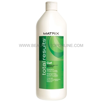 Matrix Total Results Curl Shampoo, 33.8 oz