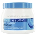 Matrix Total Results Pro Solutionist Total Treat Deep Cream Mask, 16.9 oz