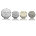 TEI Spa Replacement Brushes 4pk