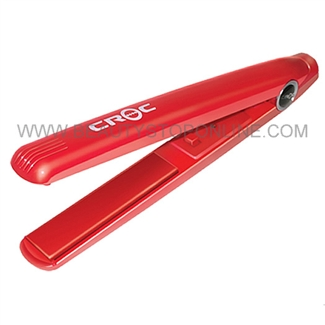 Baby Croc Mini Flat Iron Red