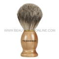 Tweezerman Deluxe Shaving Brush 2801-H