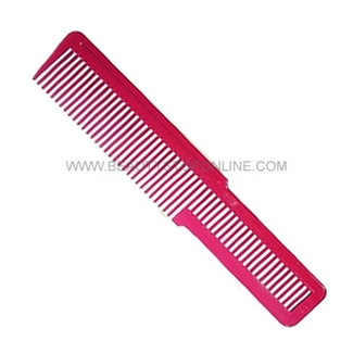Wahl Flat Top Hair Cutting Comb -Pink