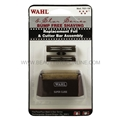 Wahl Shaver Replacement Foil & Cutter Bar Assembly